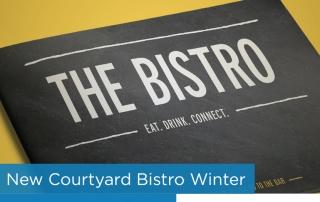 Courtyard Marriott Bistor winter rollout